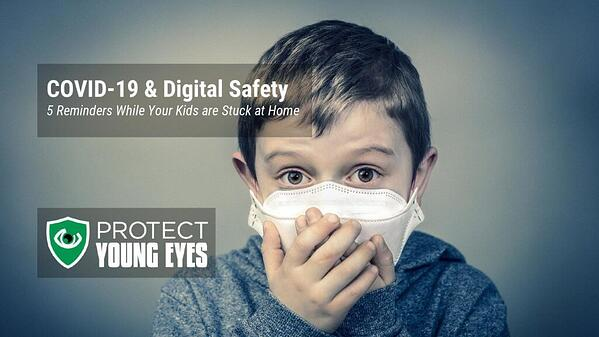 covid-19 and digital safety tips for parents