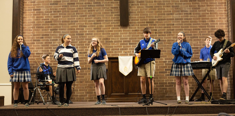 teaching our children to worship