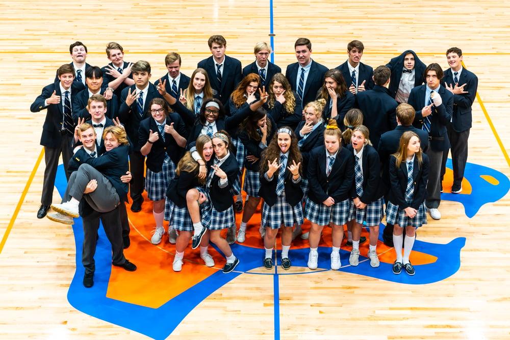 CCA Senior class of 2020