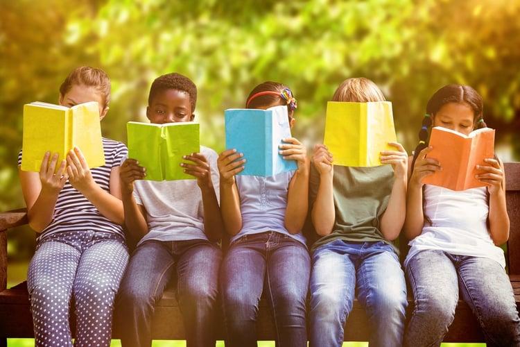 Summer Reading List: Cool Kid's Lit for Hot Summer Days