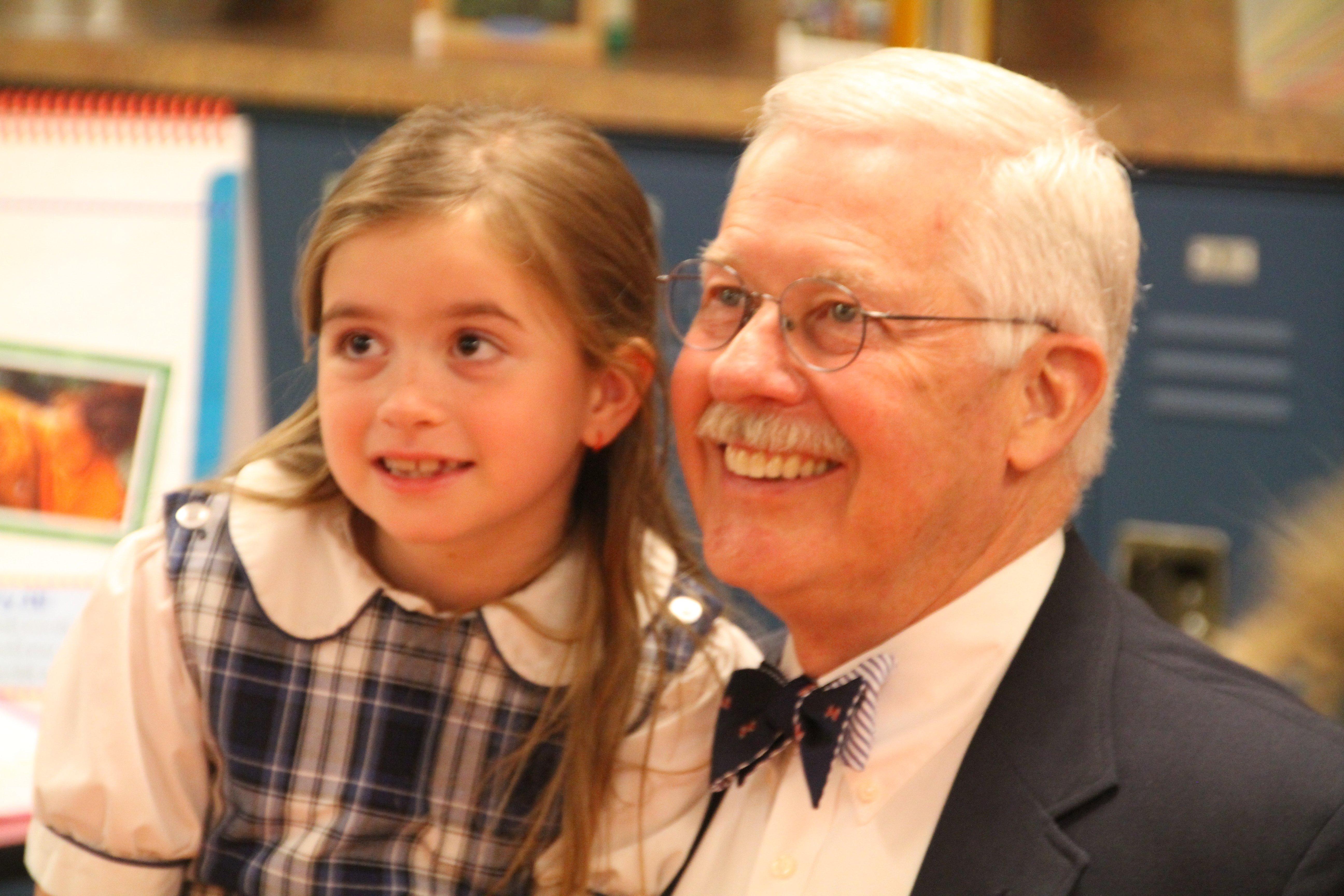 benefits of grandparents