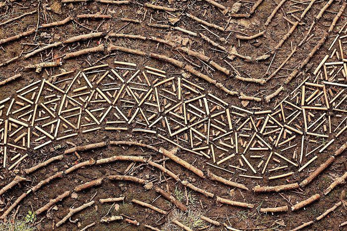 James Brunt Land Art