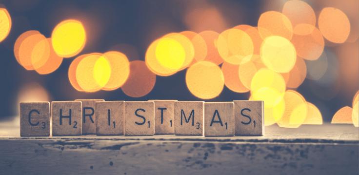 christmas busyness