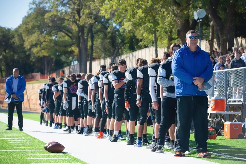 football and faith