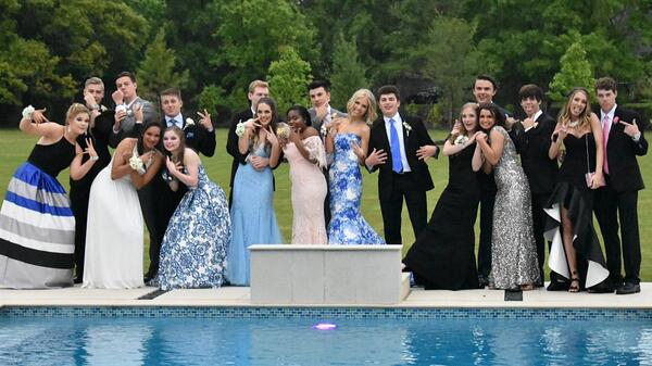 raising the standards for high school prom