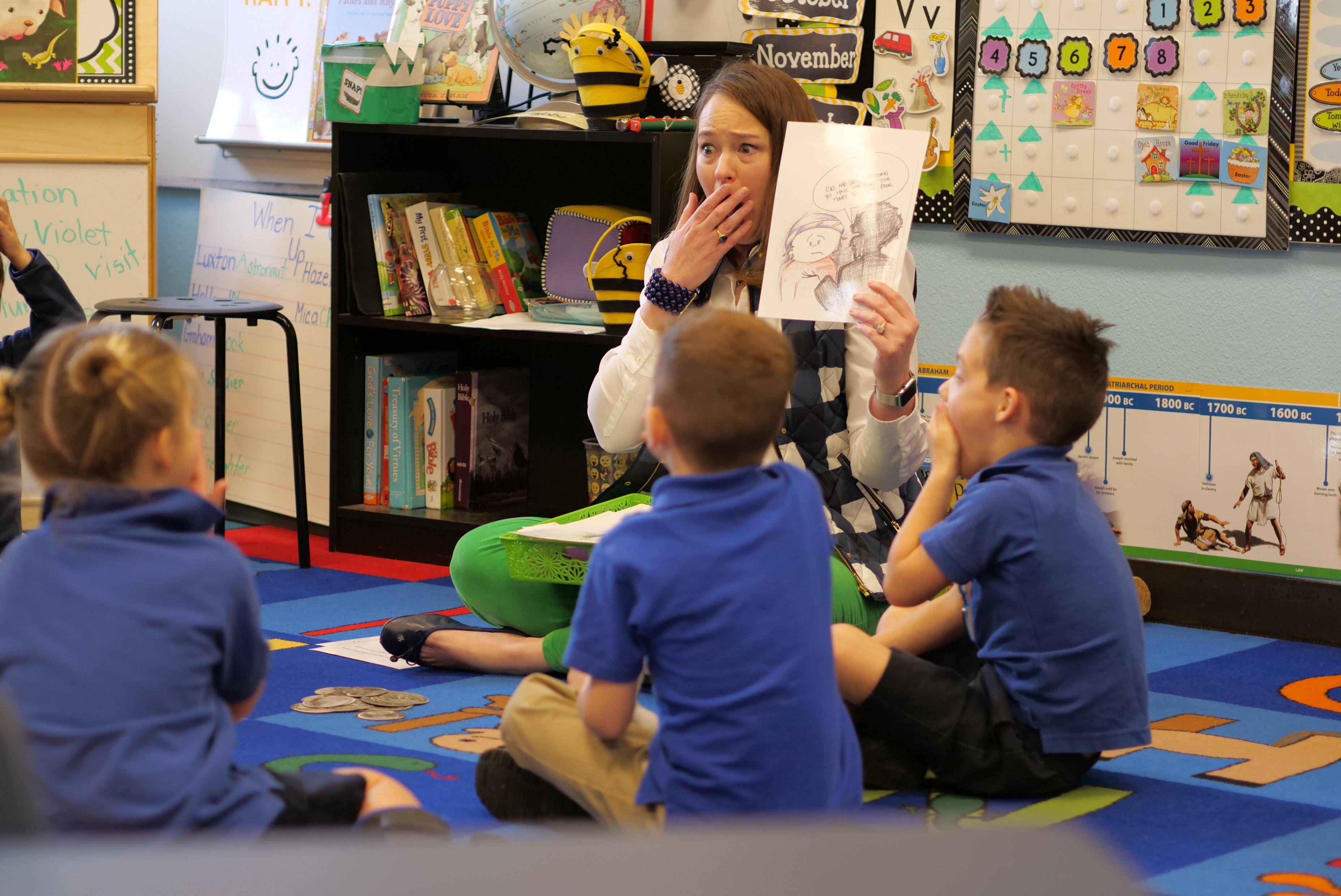 Guide to Choosing a Christian Preschool in Dallas/Fort Worth