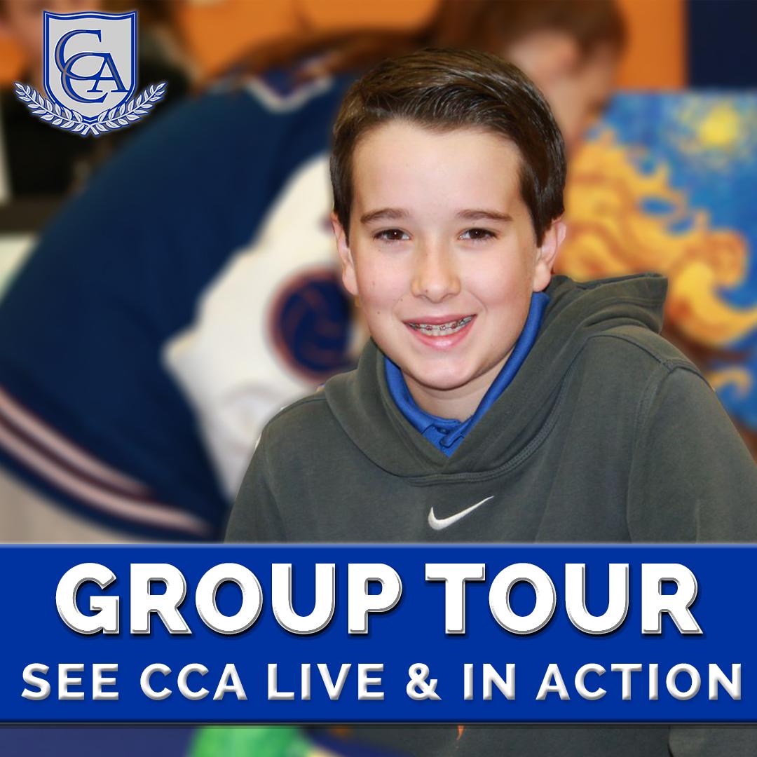 Group Tour at CCA
