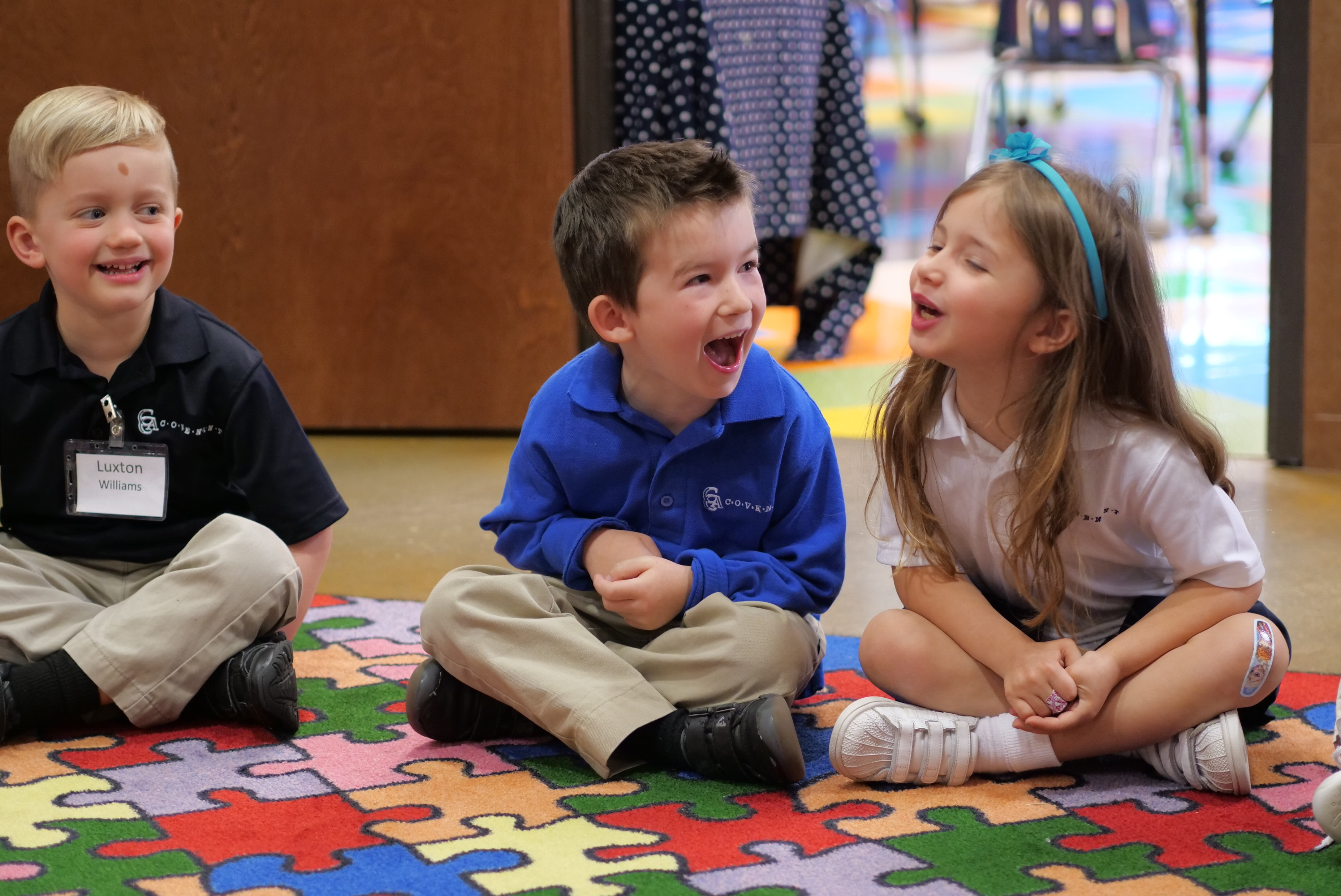 Off to a Great Start: Experience Early Education at Covenant Christian Academy