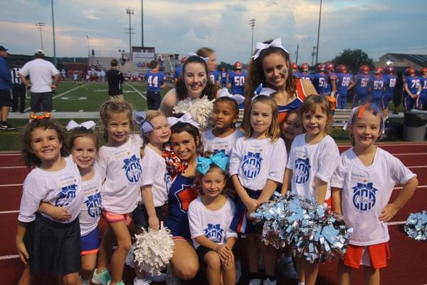 cheerleading state championship