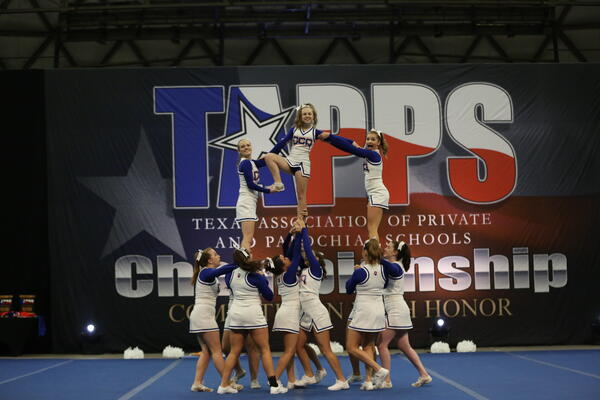 cheerleading varsity state competition