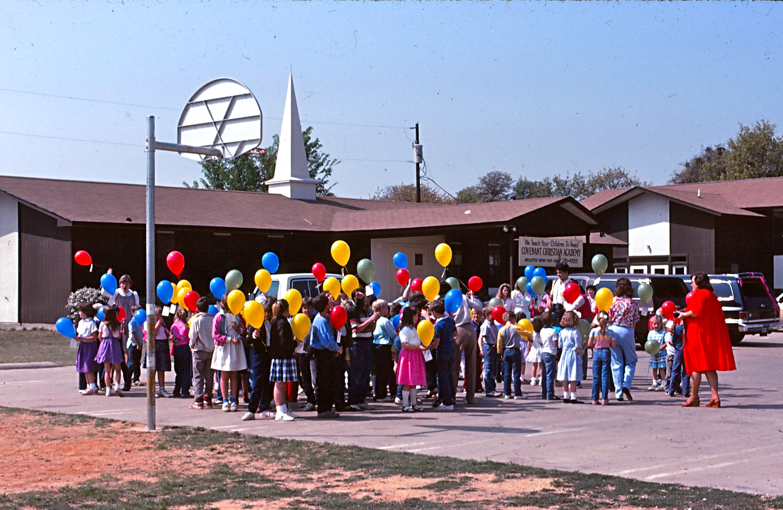 Original building christian high schools in texas
