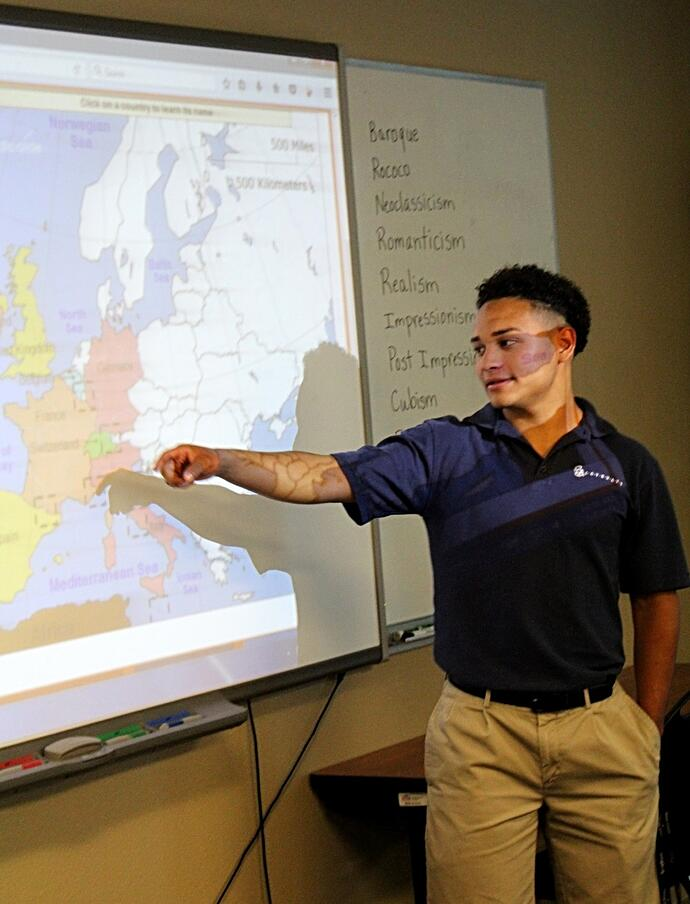 profile private christian schools in texas